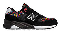 Кроссовки New Balance 580 knit Black Pixel, фото 1