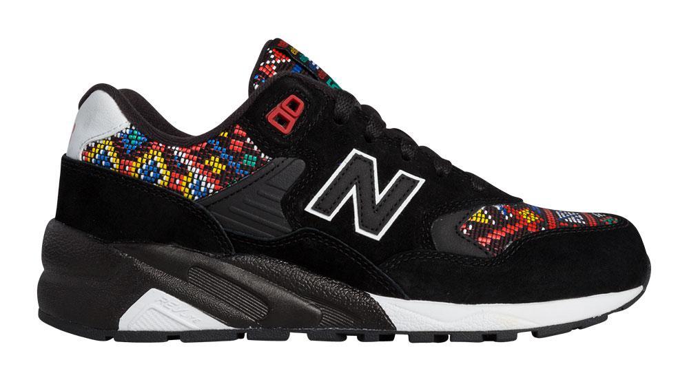 8f35109eaf3f Кроссовки New Balance 580 knit Black Pixel - Интернет магазин обуви  «im-РоLLi»