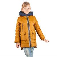 Демисезонная куртка для девочки весна - осень