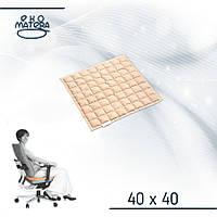 Накидка на табурет/стул EKO MATERA, 40 х 40 см
