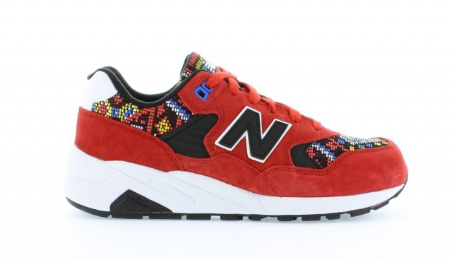 Кросівки New Balance 580 Red Pixel