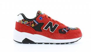 Кроссовки New Balance 580 Red Pixel