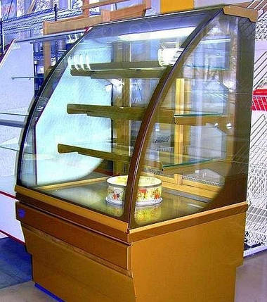 Кондитерская холодильная витрина Cremona - 0,9, фото 2