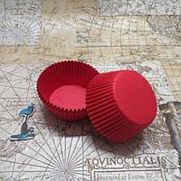 Бумажные формы Красные
