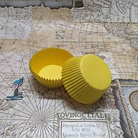 Бумажные формы Желтые
