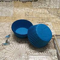 Бумажные формы Синие