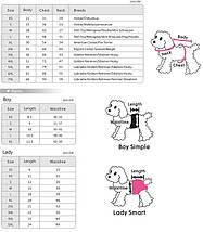 """Комбинезон для собак """"СAMOUFLAGE COUTURE"""", цвет - розовый, размер S,M,L,XL,2XL, фото 3"""