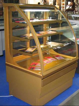 Кондитерская витрина Cremona - 1,4, фото 2