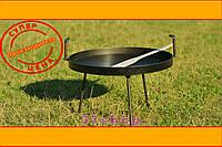 Сковорода 40 см из диска бороны для дома и сада
