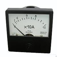 Амперметр и вольтметр Э8021, Э8025, Э8030, Э8031, Э8032, Э8033, Э365-1, Э365-2, Э378, Ц33, М42300, М381