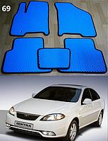 Коврики на Daewoo Gentra 13-. Автоковрики EVA