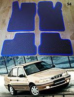 Коврики на Daewoo Nexia '95-08. Автоковрики EVA