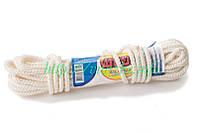 Шнур плетеный капроновый 4 мм 25 м (Д40)