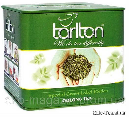 Чай Тарлтон Оолонг 200гр, ж/б