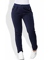 Зимние спортивные штаны на флисе 1248