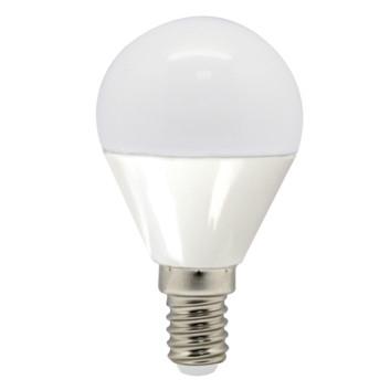 Светодиодная лампа Feron LB-95 G45 E14  7W 2700K 230V Код.58004