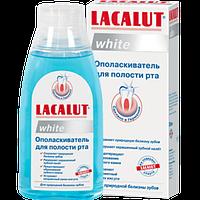 Ополаскиватель для полости рта LACALUT white (лакалут вайт) 300 мл