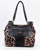 Кожаная брендовая сумка  2017