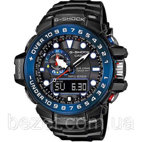 Мужские часы Casio GULFMASTER GWN-1000B-1BER