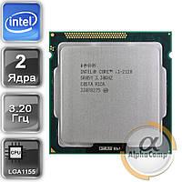 Процессор Intel Core i3 2120 (2×3.20GHz/3Mb/s1155) б/у