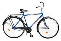 "Велосипед 28"" УКРАИНА LUX, модель 64 ХВЗ Синий"
