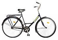 """Велосипед 26"""" УКРАИНА, модель 39  ХВЗ Синий"""