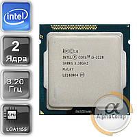 Процессор Intel Core i3 3220 (2×3.30GHz/3Mb/s1155) б/у