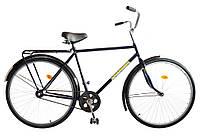 """Велосипед 28"""" УКРАИНА, модель 33  ХВЗ Синий"""