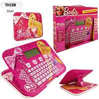 Ноутбук игрушечный barbie
