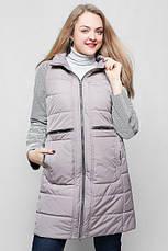 Куртка женская демисезонная больших размеров 50-60 SV 24827, фото 3