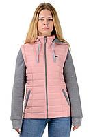 Куртка- жилетка 48