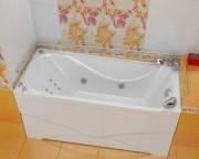 Ванни прямокутні тритон