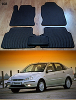 Коврики на Ford Focus I '99-04. Автоковрики EVA