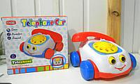 Телефон-машина  музыкальный 711-1В, фото 1