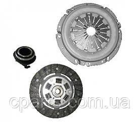 Комплект зчеплення Dacia Solenza 1.4 (OTP 6001546073)(середня якість)