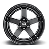 DUB BIG BALLER Gloss Black with Milled Accents, фото 3