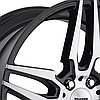 DUB ATTACK 5 Gloss Black Brushed, фото 4