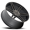 DUB SKILLZ Black with Machined Face and Dark Tint, фото 3