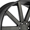 DUB SHOT CALLA Matte Black with Machined Face and Double Dark Tint, фото 2