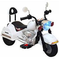 Детский электромотоцикл Alexis Baby Mix - Польша - простое управление, световые и звуковые эффекты