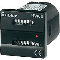 Счетчик моточасов (99999.9 ч.) и счетчик электроэнергии (99999.9 kWh) в одном корпусе