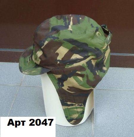 Зимняя мембранная шапка gore-tex DPM оригинал Британия 1сорт