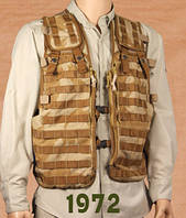 Разгрузка Load Carring Tactical Vest MOLLE DDPM Высший сорт