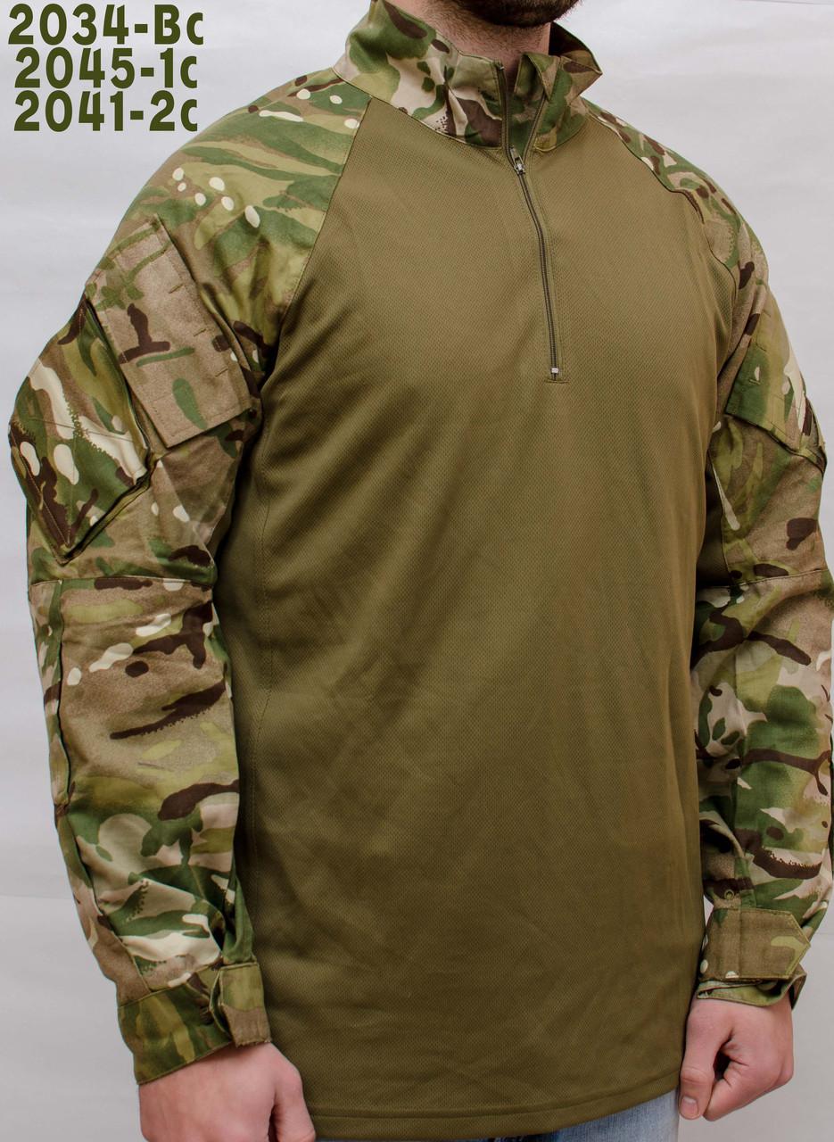 UBACS MTP  FP  (Убакс-боевая рубаха) ХАКИ.Оригинал.Б/У 1 сорт