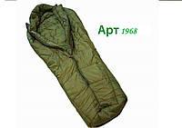Зимний спальный мешок армии Великобритании ,2 сорт Б/У