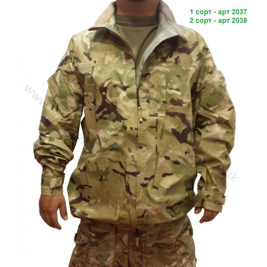 Комплект GORE-TEX MTP ( образца PCS) оригинал  Великобритания.2 сорт