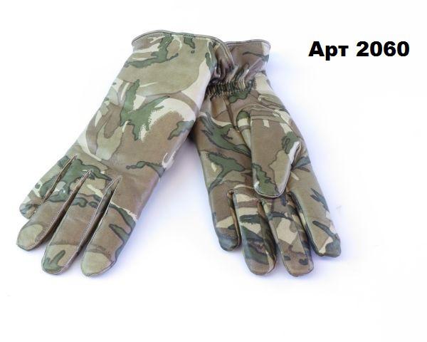 Перчатки МТР Combat Gloves кожанные утепленные оригинал Британия Высший сорт