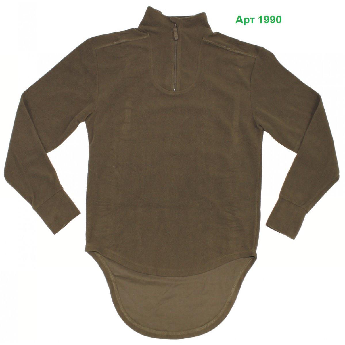 Флисовая термо-рубаха Оригинал Британия  Б/У 1 сорт