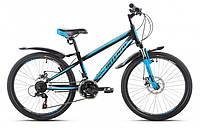 """Подростковый горный велосипед 24"""" Intenzo Dakar, фото 1"""