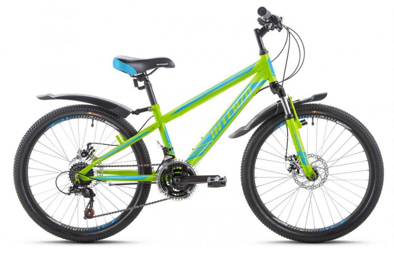 """Подростковый горный велосипед 24"""" Intenzo Dakar"""